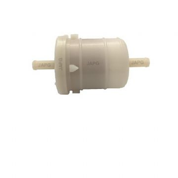 Inline Fuel Filter, Kubota F1900, F2560, F2880, F2890 Mower 12581-43013, 12581-43012